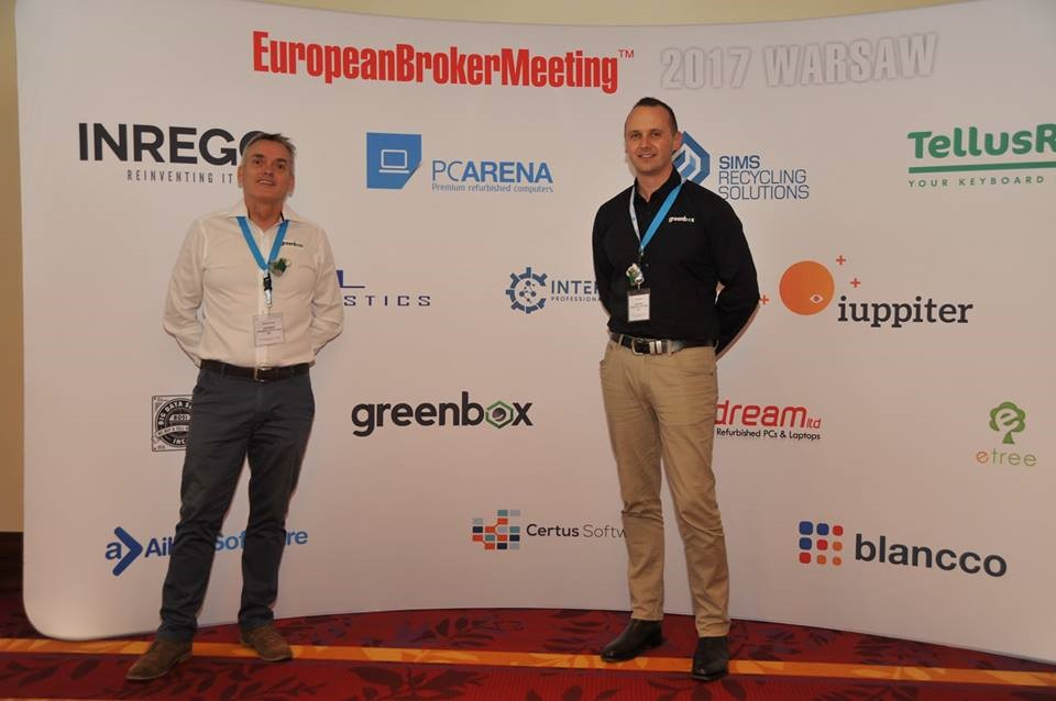 Greenbox sponsors largest ICT event in Europe