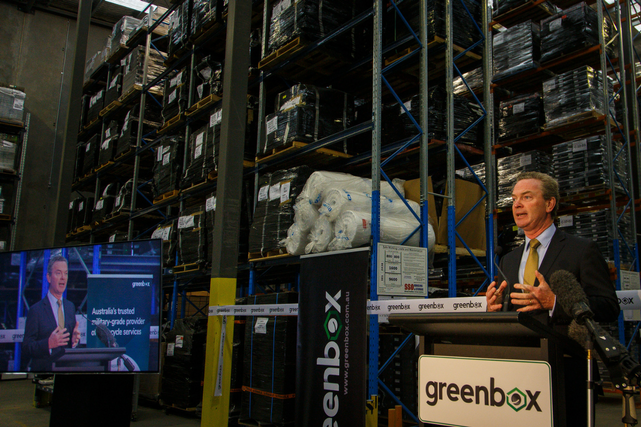 Greenbox Launches Government, Defence-Certified IT Commissioning Centre in Canberra